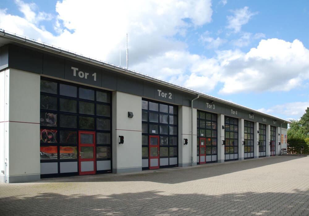 Feuerwehr Paderborn-Sennelager