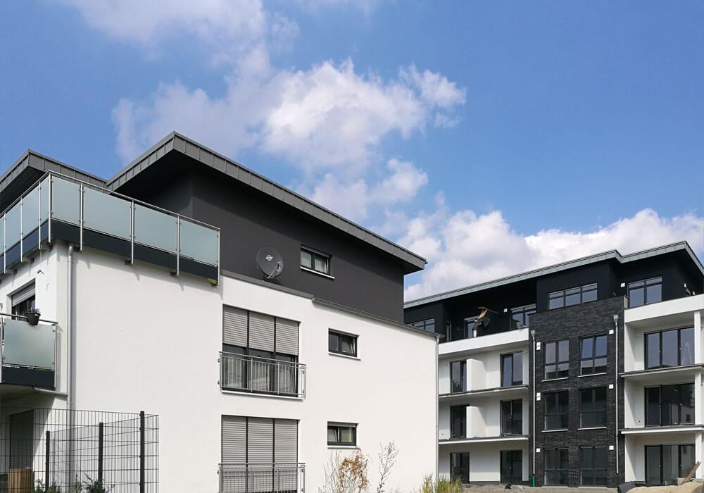 Mehrfamilienhäuser Paderborn